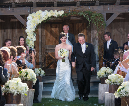 Vineyard Elegance Ceremony