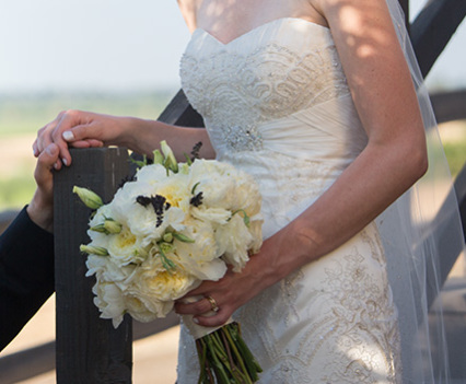Vineyard Elegance Bridal Bouquet